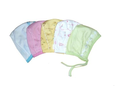 Чепчики для новорожденных