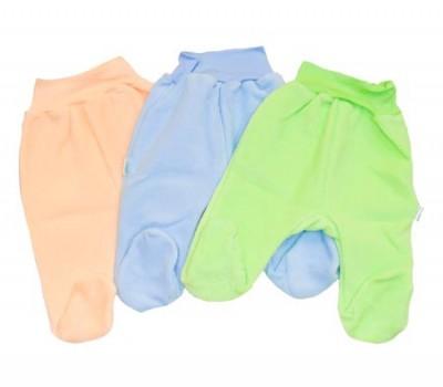 Ползунки для новорожденных с высокой резинкой