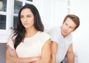 недопонимание между мужем и женой
