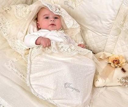 уголок для новорожденного на выписку