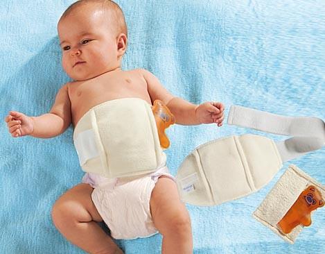 Грелка для новорожденного от коликов своими руками 46