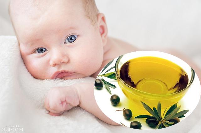оливковое масло для новорожденных