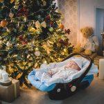 Как встречать новогодние праздники с младенцем
