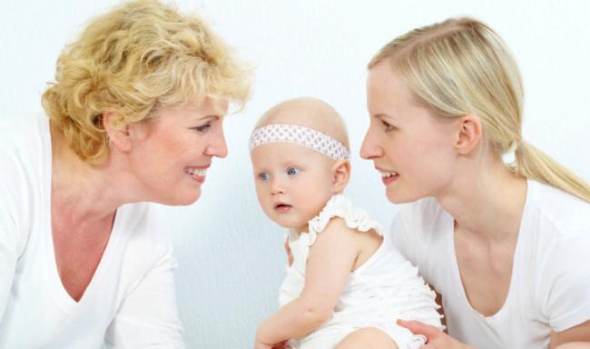 излишняя опека ребенка мамой и бабушкой